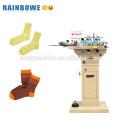 Россо 686 носок носок связывание машина для шитья носки