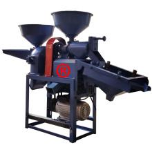DONGYA tela Vibratória combinado pequena máquina de moagem de arroz