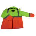 High Visibility Safety Parka Coat (DPA023)