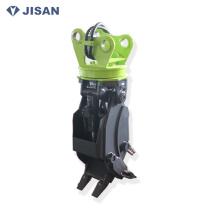 CER bestätigte PC40 Mini-Bagger-hydraulischen drehenden Klotz-Griff