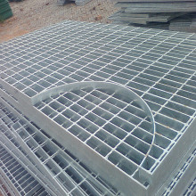Unusual Size Steel Grating Span Tables