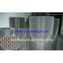 Crimped Stainless Steel Wire Braided Mesh(factory&exporter)