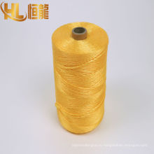 Высокая цепкость сплит пленка шпагат полипропиленовый/строки/ленты