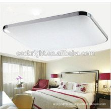 techo montada luz la mejor iluminación cómoda la Plaza de moda salón lámpara led luz de techo LED