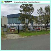 Galvanised farm steel fence railing supplier