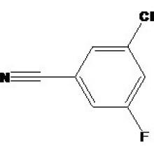 3-Chloro-5-Fluorobenzonitrile N ° CAS 327056-73-5