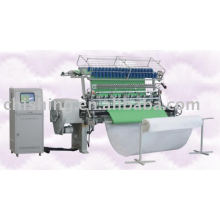 Máquina de acolchoado de multi-agulhas de controle digital