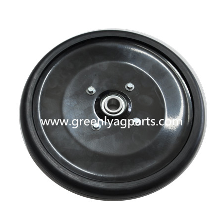 "AA38447 AN280966 1x10 ""Seed Press Wheel Assembly"