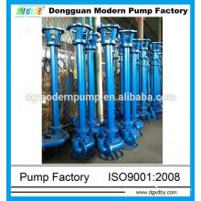 JPWL type vertical submerged slurry pump