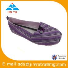 Chaussure de toile à bas prix en Chine