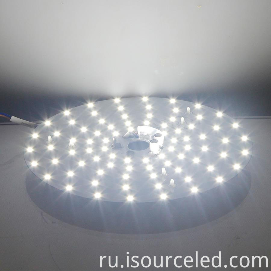 round AC LED Module 220v 24w for general lighting luminaires