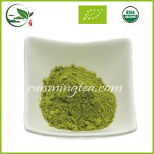 Poudre de thé vert pur 100% pure (norme organique de l'UE)