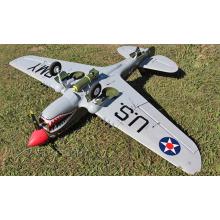 A maioria de aviões populares de Rtfp40 RC do lutador