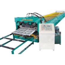 Машина для производства стальной плитки / Машина для производства гофрированной стали