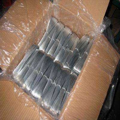 0.71mm BWG22 Galvanized Binding Wire