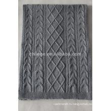 высокое качество овечьей шерсти kniiting шарф