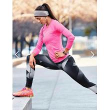 Pantalones ajustados deportivos personalizados Fitness Yoga Pantalones Leggings