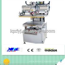 Machine d'impression à plat verticale XF-4060