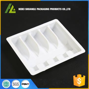 Plastic Pharmaceutical Bottle Insert Tray