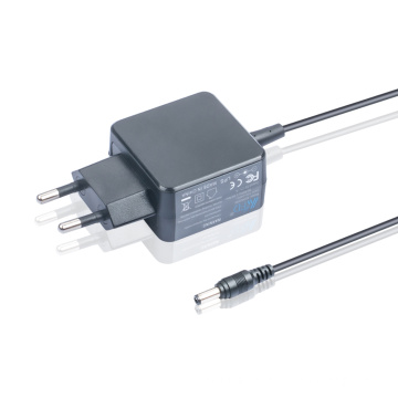Switching AC DC Adapter for 12V 1.5A, Round Tip 5.5mm/2.5mm