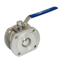 Wafer Flange Ball Valve