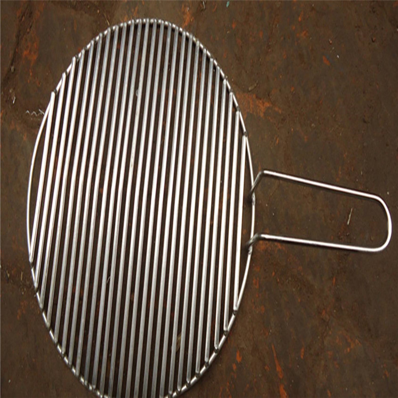 Square Hole Barbecue Wire Netting
