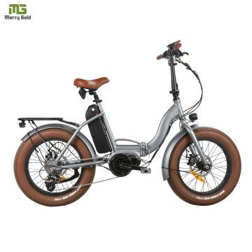 2020 Folding E Bike Electric Bicycle Portable Small Folding Electric Bicycle