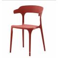 Silla plástica al aire libre del partido de la silla de cena del jardín del nuevo diseño