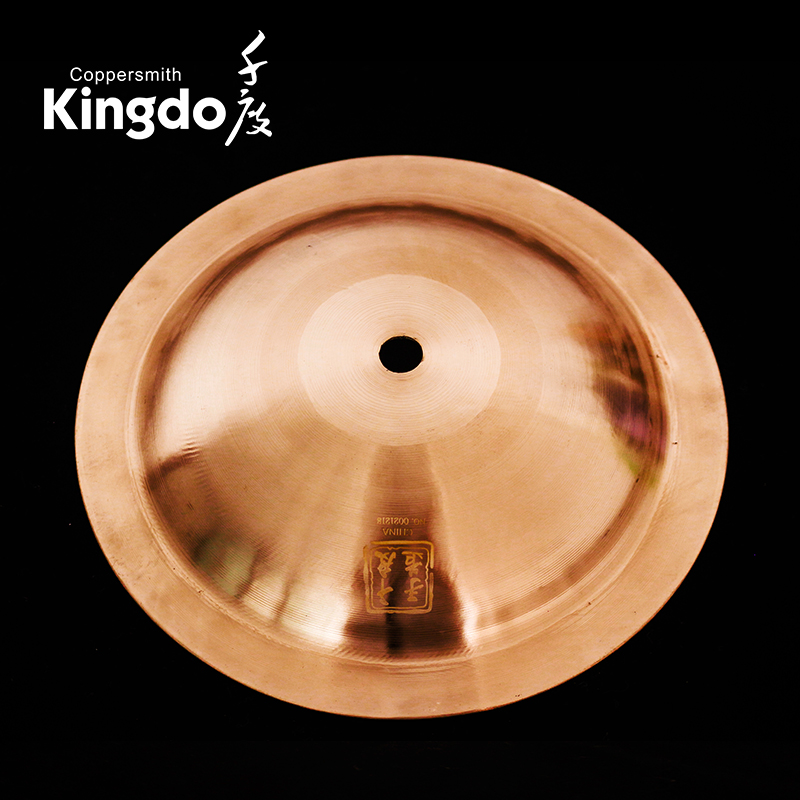 Hand Made Bell Cymbals For Drum