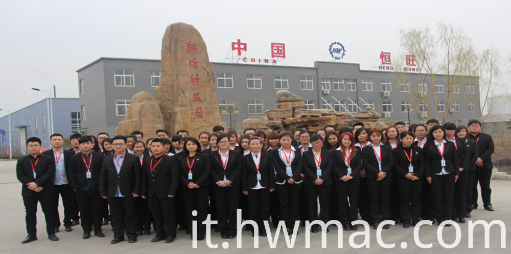 SHANDONG HENGWANG GROUP CO.,LTD