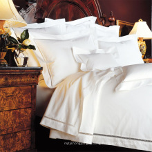 100% Cotton or T/C 50/50 Embroidery Hotel/Home Bedding Set (WS-2016069)