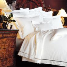 Algodão 100% ou T / C 50/50 Bordados Hotel / Home Bedding Set (WS-2016069)