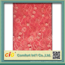 Tissu d'écharpe brodé Scfz04630