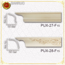Polyurethane Cornice Moulding (PUX27-F15, PUX28-F15)