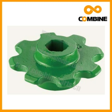 Combine Harvester Chain Sprocket 4C1017 (JD H85252)