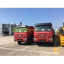 SINOTRUK HOWO Tipper Dump Truck 6X4 336HP