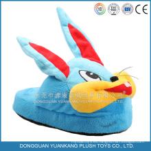 Zapatillas de animales a granel Custom Plush Bulk