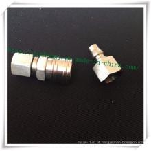 Aço Inoxidável Sf / PF Conector Rápido Pneumático