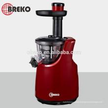 Vendas exclusivas venda quente o juicer de prensa frio mais recente do juicer lento com motor de CA CE ROHS CB