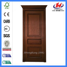 *JHK-M03 Solid Oak Interior Doors Interior Solid Oak Doors Wood Veneer MDF Doors