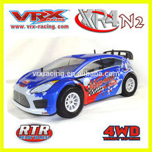 1/10 4WD nitro rc Rally