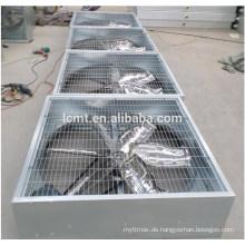 Ventilationsventilatorumweltkontrollsystem für das Huhn, das Haus aufbaut