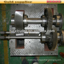 high torque extruder gearbox for twin-screw extruder