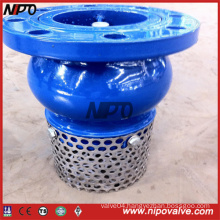 Cast Iron Ductile Iron Flanged Bottom Valve