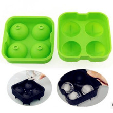 2016 Summer Promotion Gifts Silicone Ice Cube Ball Banys