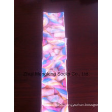 Full Sublimation Double Printed Woman Cotton Socks