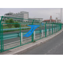 PVC Welded Wire Fence Security Fence