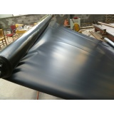 Smooth HDPE Geomembrane with Gm13 Standard Quality