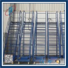 Склад б / у металлическая лестничная тележка