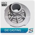 Pièces de moulage mécanique sous pression avec de l'aluminium ou du zinc